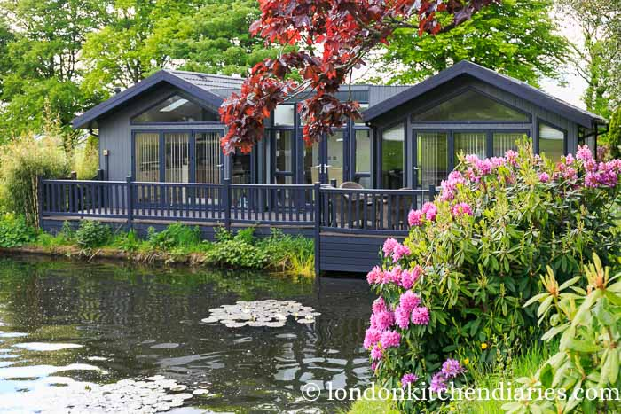 self-catering bungalows at Kentisbury Grange North Devon