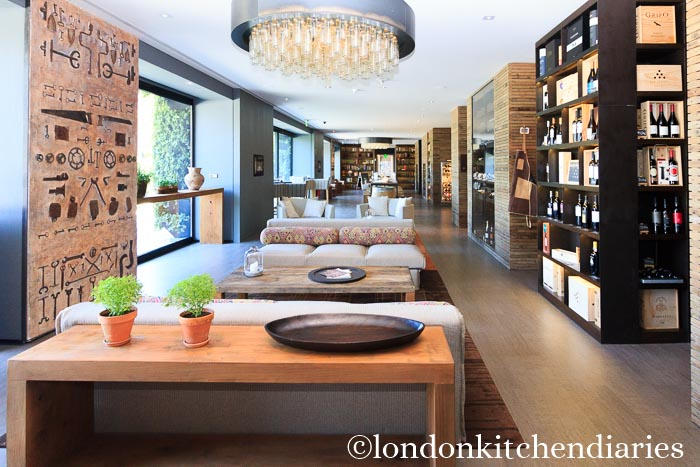 Wine Library at Six Senses Douro Valley, Portugal