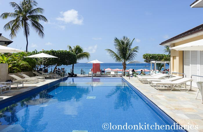 Swimming Pool at The Body Holiday in St Lucia