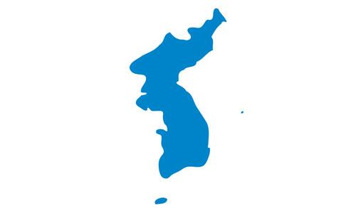 Korean Unification Flag