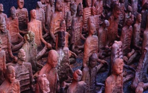 Clay Figures, by Baek Un-ch'ol