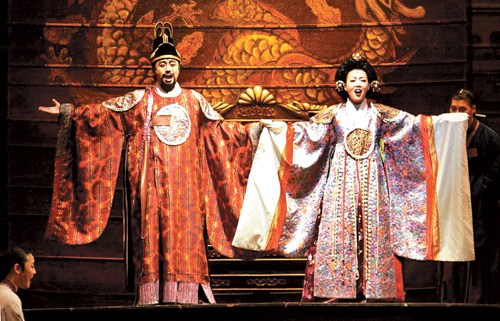 The Last Empress: spectacular but unsatisfying | London