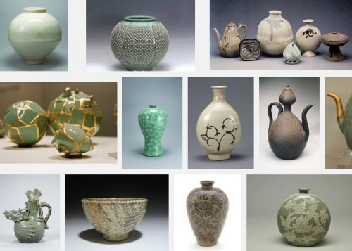 Results of a Google image search for Korean Ceramics