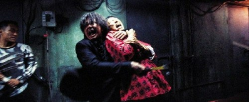 Oldboy - 70,000 DVD sales and Jonathan Ross's introduction to K-film