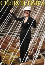 Church Times: Yoko Ono at St Pauls Cathedral