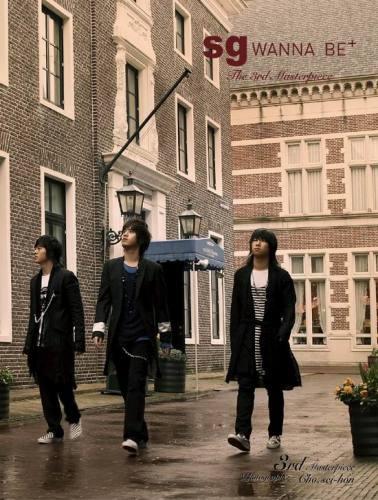 SG Wannabe 3rd Masterpiece