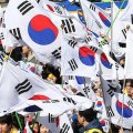 Thumbnail for post: Advice to Americans from their embassy: steer clear of massed Koreans