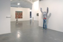 Give me Shelter – Installation view