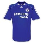 Chelsea's Samsung strip