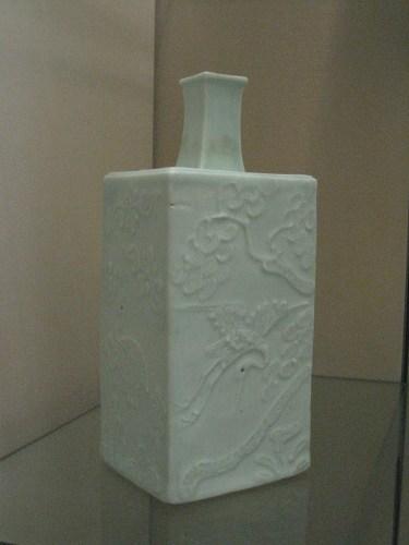 Rectangular bottle