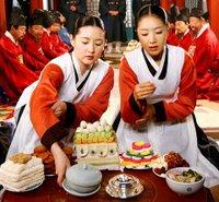 Dae Jang Geum food scene
