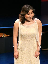 Hayoung Lee at Cardiff Singer of the Year 2005