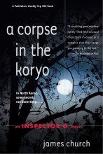 A Corpse in the Koryo book cover