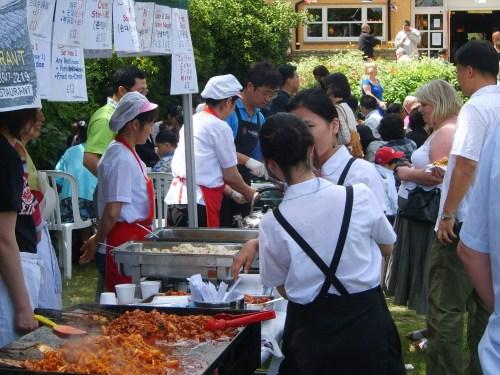 Korean Food Festival 2007
