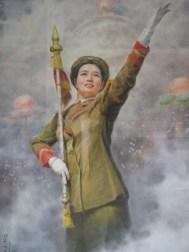 Jewelled salute