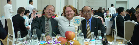 Pyongyang banquet (photo: Jason Carter)