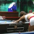 Racing model billiard tournament 5