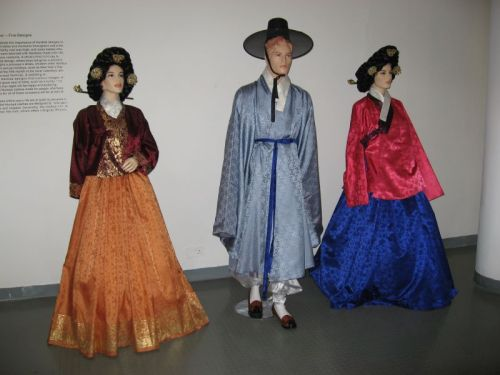 Joseon dynasty aristocratic dress