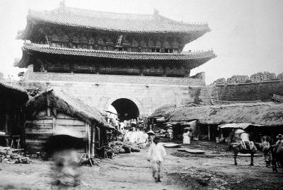 Namdaemun in 1890