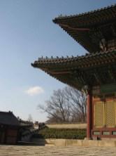 Changdeokgung, 16 February 2008