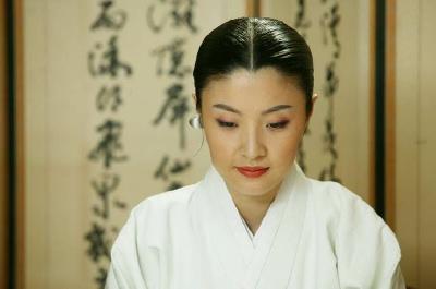 Song-hwa (Oh Jeong-hae)