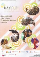 Dano Festival leaflet