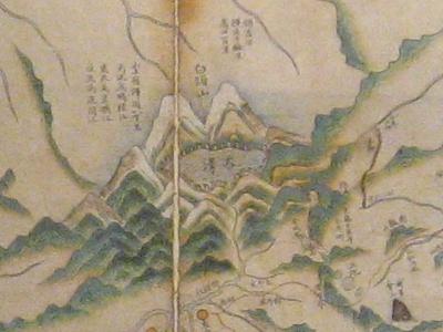 Mount Baekdu