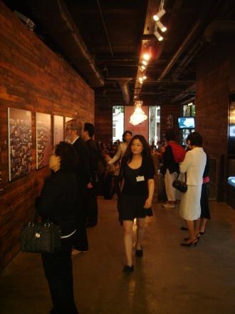 Inside the KCC (photo: Jennifer Barclay)