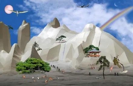 Taek Lim: Moved Landscape: Journey 3