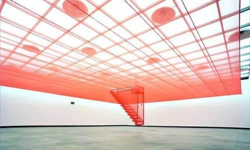 Suh Do-ho Staircase V (2008)