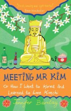 Meeting Mr Kim cover