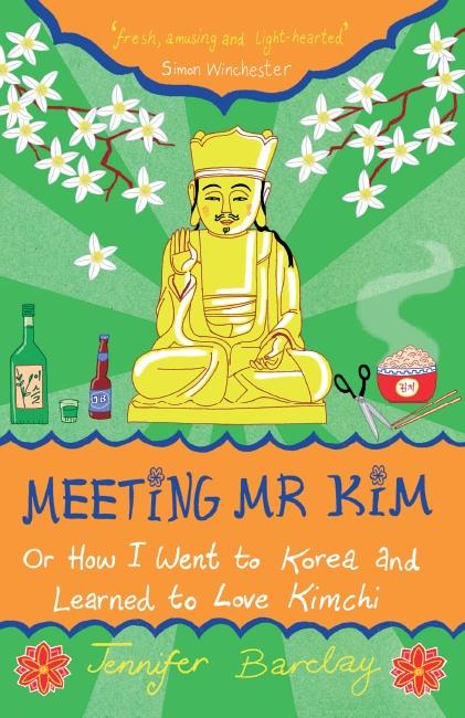 Meeting Mr Kim cover