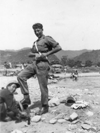 Whatever happened to the shoe-shine boy? Korea, 1952