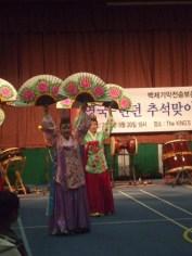Choi Sum fan dance