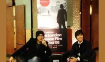 Kim Jee-woon and Lee Byung-hun