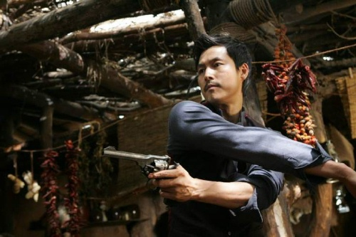Jung Woo-sung: the Good