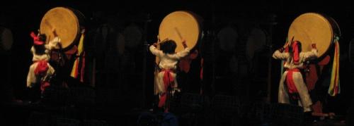 The Dulsori barrel drums