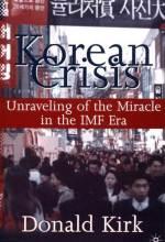 Donakd Kirk: Korean Crisis