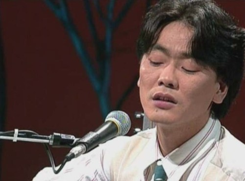 Kim Kwang Seok in concert