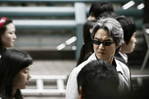 Han Suk-gyu wears post-Oldboy shades in Eye for an Eye