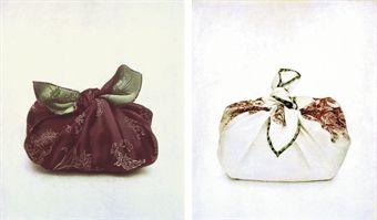 Kim Sookang: Bojagi 001 & 011, 2004