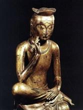 Pensive Bodhisattva statue, Korea's National Treasure No. 83