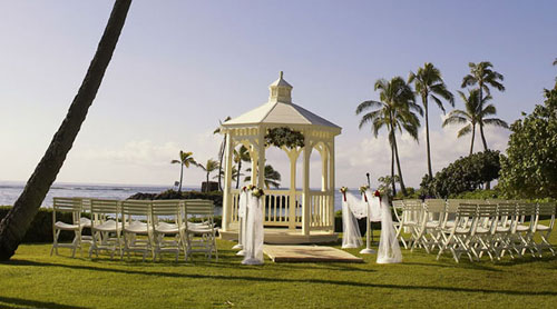 Hawaii - setting for Lee Young-ae's wedding
