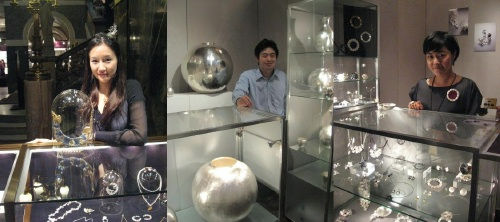 Post image for Koreans sparkle at the Goldsmiths Fair
