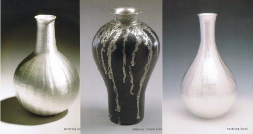 William Lee vases
