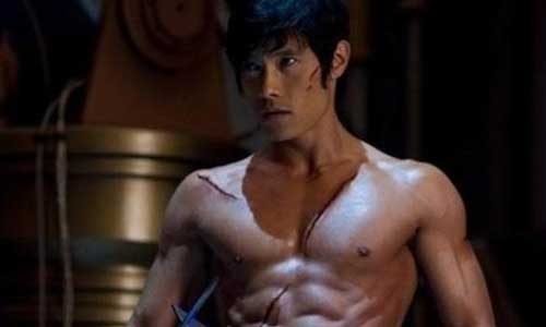 Lee Byung-hun in GI Joe