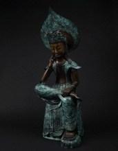 Seated Maitreya, National treasure No. 78
