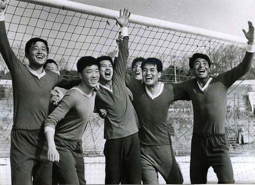 Sports Soldiers of the Leader