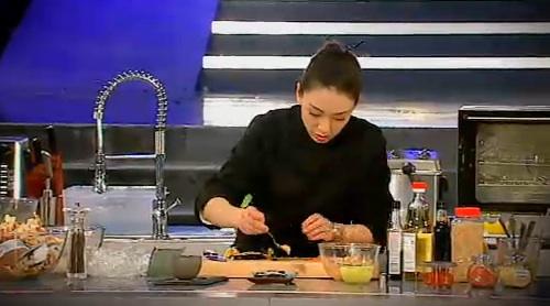 Judy Joo in action