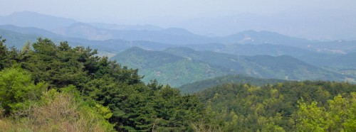 Jirisan National Park, Sancheong County
